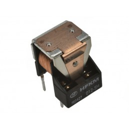 Przekażnik HFKM-012-SH open  bez obudowy 12V/10A 1-przełączny boczny