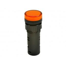 Kontrolka AD16-16E/O-230 LED 16mm 230V pomarańczowa / 31564