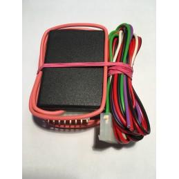 Moduł antynapadowy sensorowy do samochodu