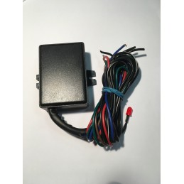 Moduł antynapadowy sensorowy TERMINATOR do samochodu
