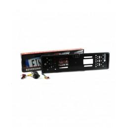 Kamera cofania w ramce rejestracji z LED EINPARTS EPP013
