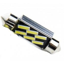 Żarówka rurkowa LED 39mm C10W CANBUS EINPARTS / EPL216