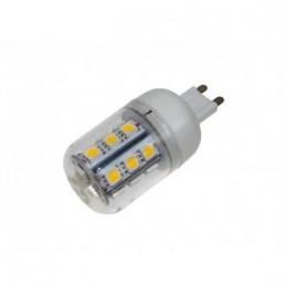 Żarówka LED G9 5W 370Lm biała zimna 230V
