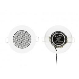 Głośnik sufitowy 50mm 8 ohm 5W biały WS-80