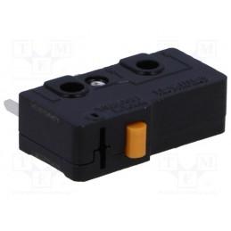 Mikroprzełącznik SS-01D 0,1A 150VAC- 0,1A/30VDC bez dzwigni Omron