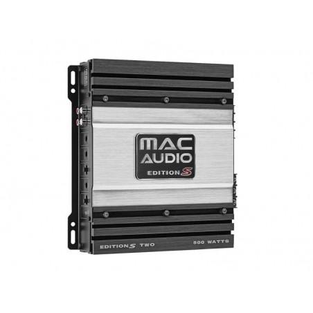 Wzmacniacz samochodowy MAC AUDIO EDITION S 500W 2-kanały / LxMMC2