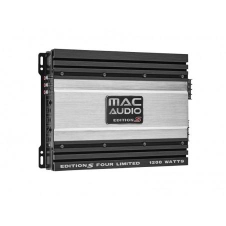 Wzmacniacz samochodowy MAC AUDIO EDITION S 1200W 4-kanały / LxMMC4