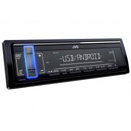 Radio samochodowe JVC KD-X151 50W USB/AUX/MP3 bez napędu CD