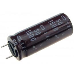 Kondensator 1500uF/50V elektrolityczny