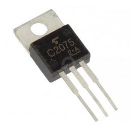 Tranzystor 2SC2075 NPN 80V 4A TO220