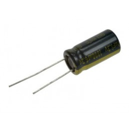 Kondensator 1800uF/6,3V Low Imped. / 1800/6,3 /