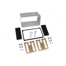 Półkieszeń radia uniwersalna 2DIN 103x182mm