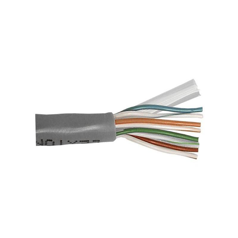 Przewód 4x2 UTP-K6e skrętka komputerowa-drut Cu