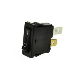 Przełącznik klawisz H8800VB 2-poz wąski czarny ON-OFF