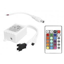 Sterownik do taśm LED RGB z...