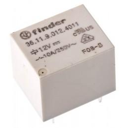 Przekażnik F36.11.9.012.4011 12V/10A przełączny