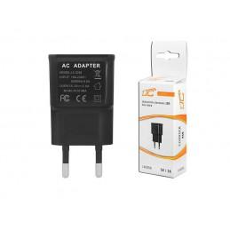 Zasilacz 5V/1A sieciowy USBx1 wtyczkowy / ML0950