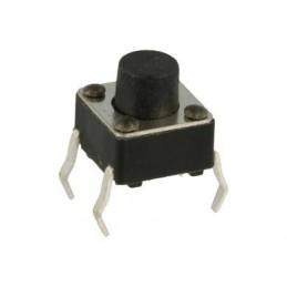 Mikroprzycisk 6x6x 6/2,5mm A06 / 21554
