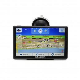 Nawigacja GPS GOMEDIA 7010PRO + mapy iGO Primo TIR CIĘŻARÓWKA