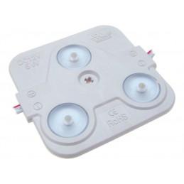 Moduł LED 60x60x9mm 5W 500lm biały naturalny 4000K IP65