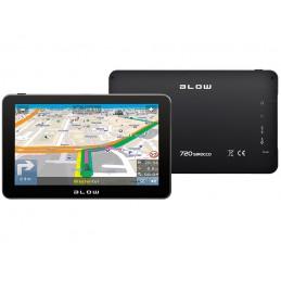 Nawigacja GPS BLOW Sirocco GPS720 8GB Europa / 78-205