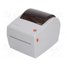 Drukarka etykiet adresowych USB, RJ45, Serial / QOLTEC-50243