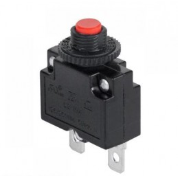 Wyłącznik nadprądowy-termobimetaliczny bezpiecznik 2A 250V MR1