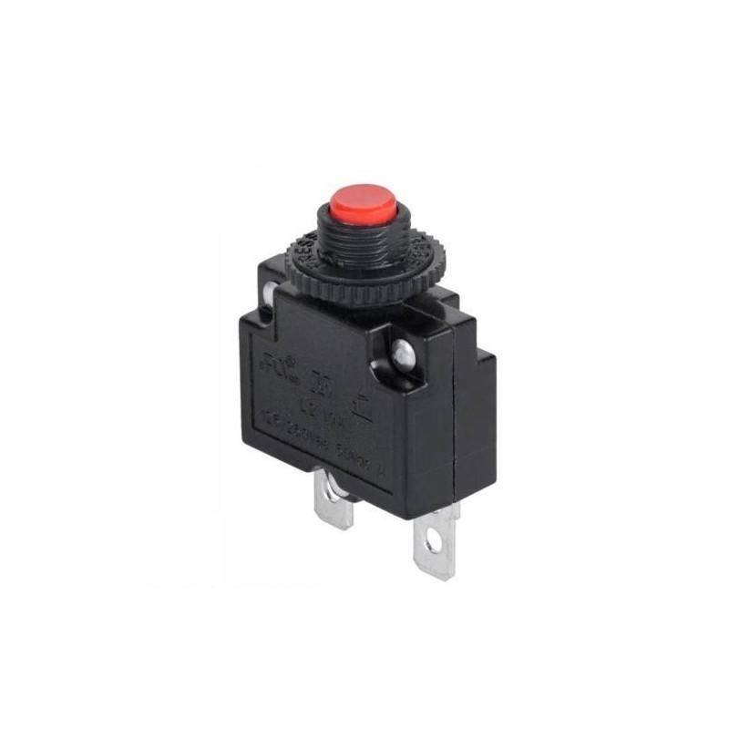 Wyłącznik nadprądowy-termobimetaliczny bezpiecznik 5A 250V MR1