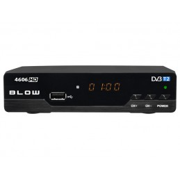 Tuner DVB-T2 TV naziemnej BLOW 4606HD