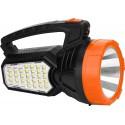 Latarka LED 1,6W + 2,8W aku+solar LB168 LIBOX / BX9033