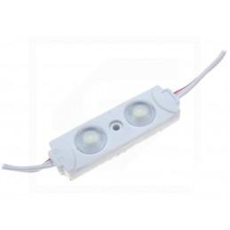 Moduł LED 44x15x8,5mm 0,5W zimny 7000K IP65 CITI LENS / 2White