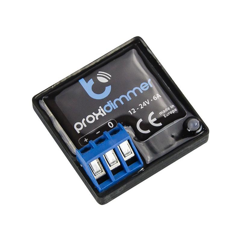 Sterownik do taśm LED ze ściemniaczem zbliżeniowy proxiDimmer AM5 12V-24V 6A