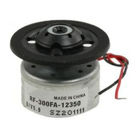 Silnik DVD 5,9V z talerzykiem / RF300FA-12350