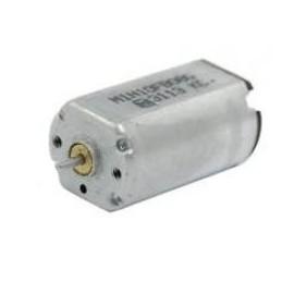 Silnik miniaturowy 1,5V  ośka fi: 1mm długość 3,3mm MT62 / 005096