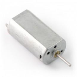 Silnik miniaturowy 6-9V ośka fi: 1,5mm długość 9mm / 003579