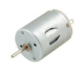 Silnik mini 6-9V ośka fi: 2mm długość 10mm / 008680