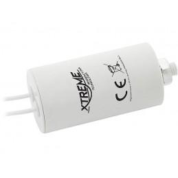 Kondensator rozruchowy 8uF/450V AGD z przewodami