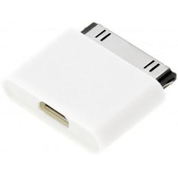 Przejście GSM-ADAPTER iPhone 4 wt. - micro-USB gn.