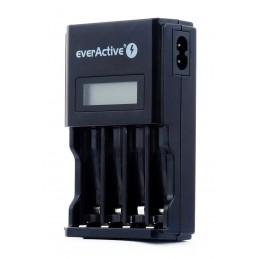 Ładowarka R3 R6 everActive NC-450 LCD automat 4 niezależne kanały