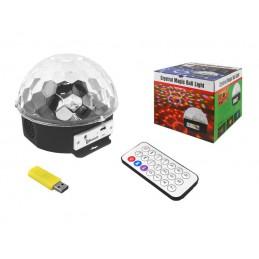 Efekt świetlny LED RGB z Bluetooth / LxLL100