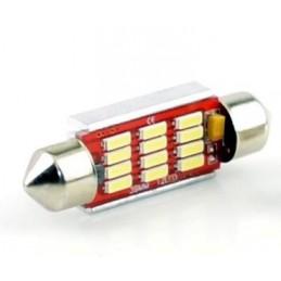 Żarówka rurkowa LED 39mm C10W CANBUS EINPARTS / EPL50