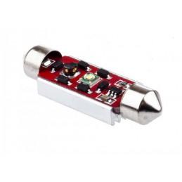 Żarówka rurkowa LED 42mm C10W 12V CANBUS EINPARTS / EPL33