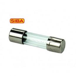 Bezpiecznik 20mm 0,1A zwłoczny WTA-T
