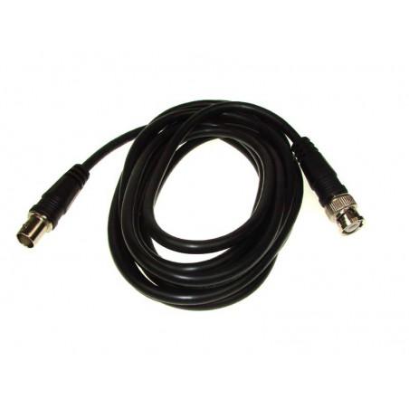 Złącze BNC wt-gn - przedłużacz BNC 3m / 008228