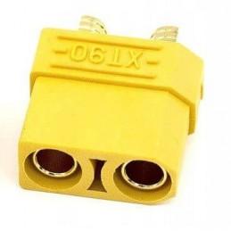 Konektor XT90 żeński 2-tory 90A 500V