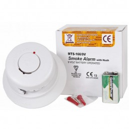 Detektor czujnik dymu MTS166
