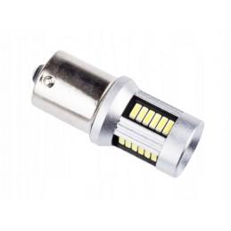 Żarówka LED Ba15s P21W 1156 12V/24V / EPL28