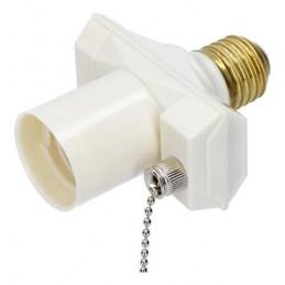 Przełącznik pociagany sznurek z oprawką E27 / OPWE27 dpm