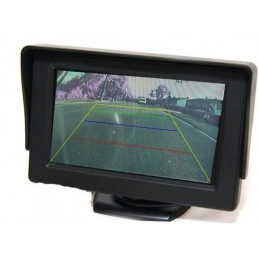 "Monitor do kamery cofania LCD 4,3"""" - 004334"