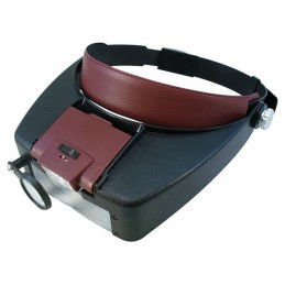 Lupa nagłowna+okular podświetlanie M13 / NAR000927 aks
